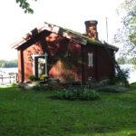 Stuga i Fagervik