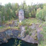Klackbergsområdet utanför Norberg