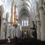 Katedralens interiör