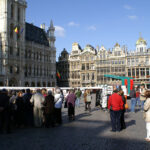 Grand Place i Bryssel