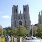 Katedral i Bryssel