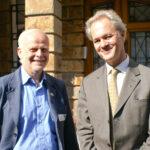 Anders Herou och Magnus Robach