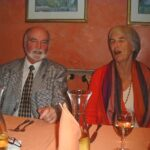 Curt Drougge och Ulla Baudin