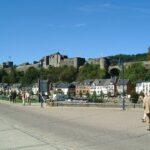 Fästningen i Bouillon