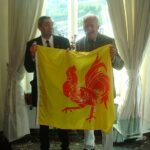 Valloniens flagga