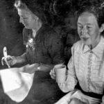 Ester Edenius, Signe Lennqvist