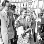 Baron Louis de Geer med maka Henriette Guermant