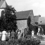 Kyrkan i Theux 1947