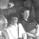 Fritz Martinelle, Eva Axelsson, Gudrun Douhan