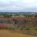 Falu gruva, Stora stöten